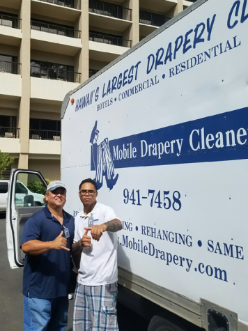 Mobile Drapery Cleaning Services