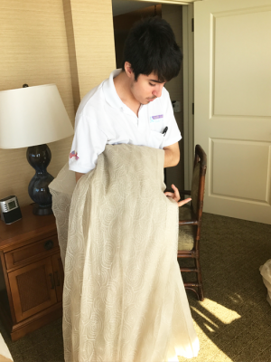 Hotel Drapery Cleaning Services
