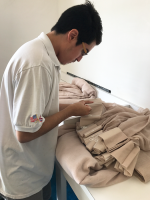 Commercial Drapery Cleaning Services