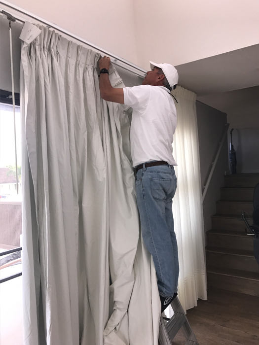 Home Drapery Cleaning Services